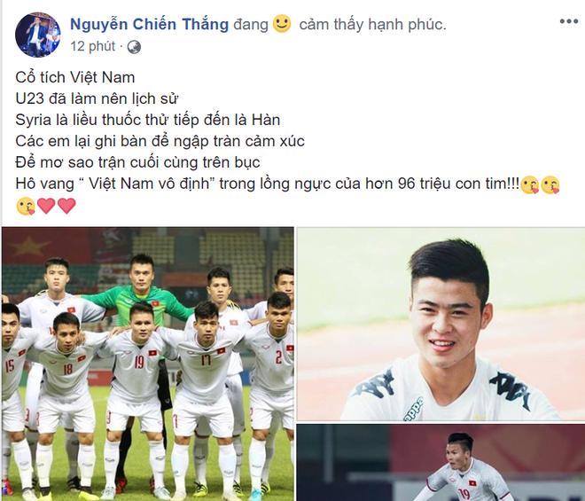 Hoài Linh, Hari Won và các sao Việt phát cuồng vì HLV Park Hang- seo - Ảnh 5.