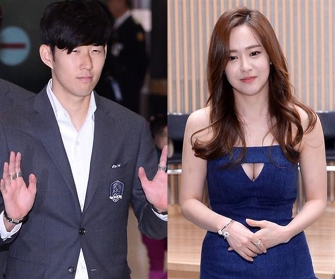 Bùi Tiến Dũng - Son Heung-min: Hai ngôi sao U23 nhiều duyên phận với các mỹ nhân showbiz - Ảnh 22.