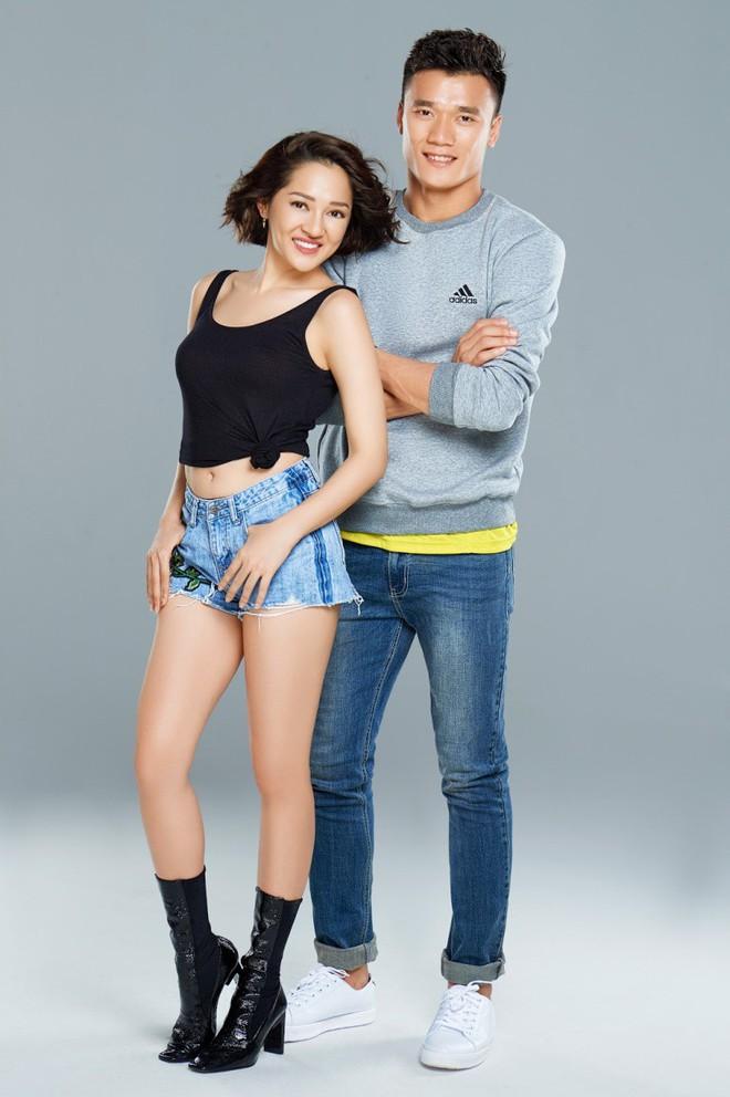 Bùi Tiến Dũng - Son Heung-min: Hai ngôi sao U23 nhiều duyên phận với các mỹ nhân showbiz - Ảnh 13.