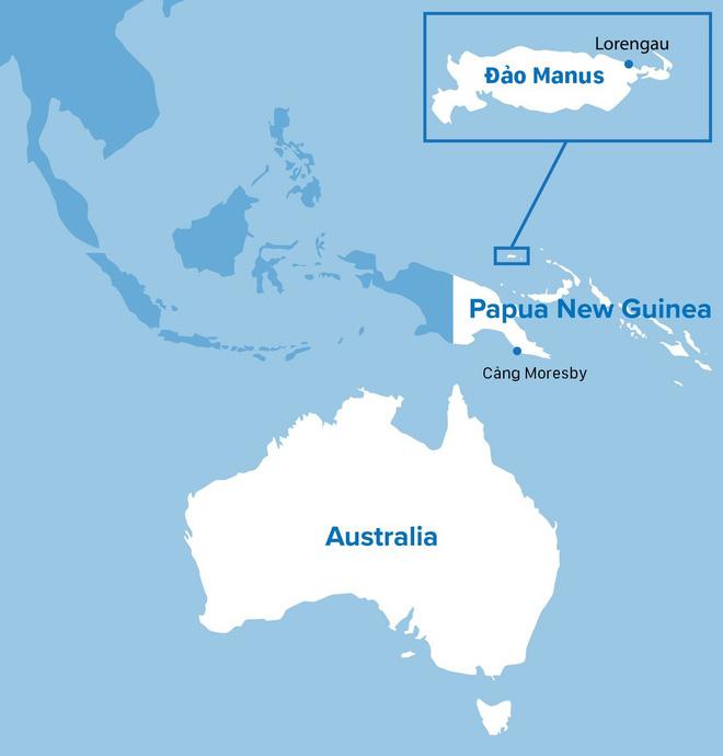 Đánh hơi thấy chân rết của TQ ở Thái Bình Dương, Úc vội tìm cách mở căn cứ quân sự ở PNG - Ảnh 1.