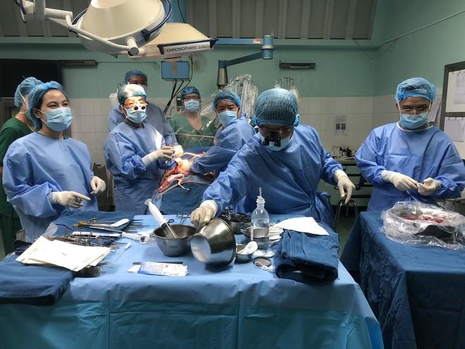 Hai bệnh nhi xơ gan giai đoạn cuối được hồi sinh nhờ ghép gan tại Bệnh viện Nhi TW - Ảnh 1.