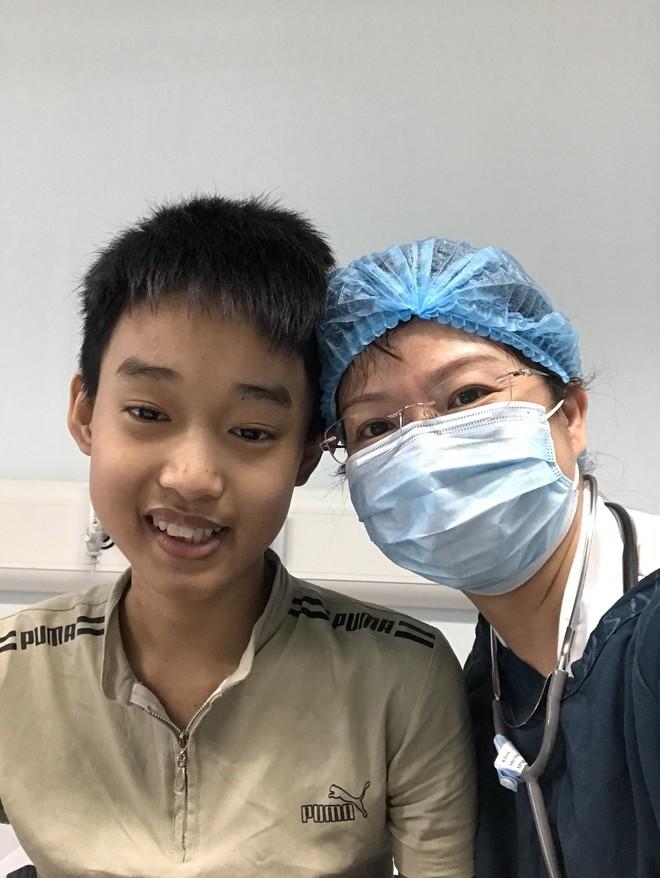Hai bệnh nhi xơ gan giai đoạn cuối được hồi sinh nhờ ghép gan tại Bệnh viện Nhi TW - Ảnh 2.