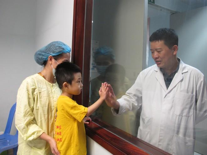 Hai bệnh nhi xơ gan giai đoạn cuối được hồi sinh nhờ ghép gan tại Bệnh viện Nhi TW - Ảnh 3.