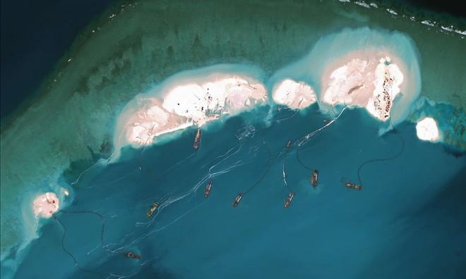 Luật quốc phòng Mỹ yêu cầu Lầu Năm Góc lật mặt các hoạt động phi pháp của TQ ở Biển Đông - Ảnh 1.