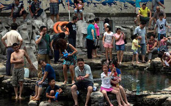 Sóng nhiệt chết chóc đe dọa phía Bắc Trung Quốc