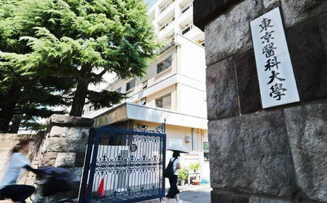 Đại học Y của Nhật bị phát hiện sửa điểm thi của thí sinh nữ suốt nhiều năm