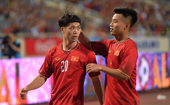 Kết thúc: Tấn công mãn nhãn, U23 Việt Nam thắng thuyết phục U23 Palestine