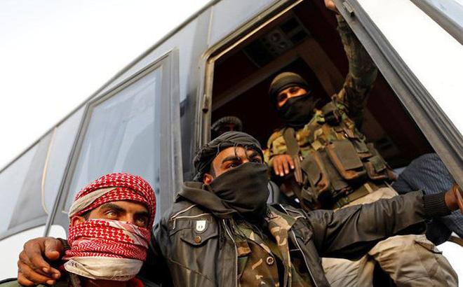 Lính Mỹ đối mặt 25 năm tù sau khi thề trung thành với IS