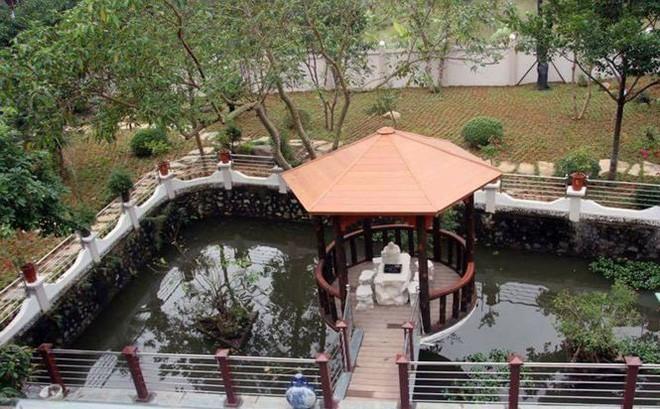 """Tư dinh của ông Trương Quý Dương: """"Bố mẹ 2 bên bán đất góp tiền cùng công sức vợ chồng"""""""