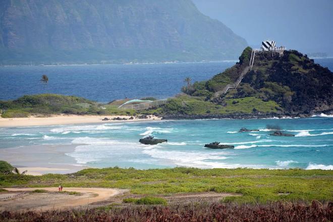 Đô đốc Mỹ: Mời Việt Nam, loại Trung Quốc tham gia diễn tập RIMPAC - Quyết định sáng suốt! - Ảnh 1.