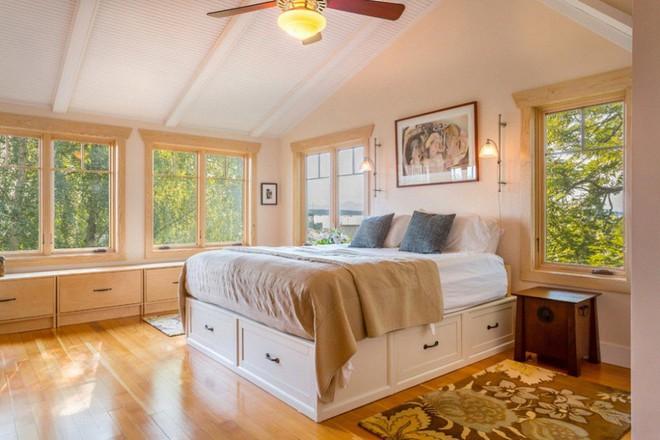 Phòng ngủ nhỏ rộng thênh thang với 8 kiểu giường lưu trữ siêu hoàn hảo dưới đây - Ảnh 1.