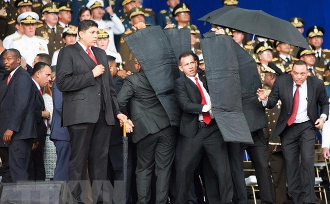 Nhiều nhà báo bị bắt giữ sau vụ ám sát hụt Tổng thống Venezuela