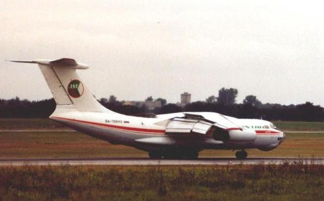 MiG-21 khống chế, bắt cóc vận tải cơ Il-76TD và cuộc đào thoát ngoạn mục của phi công Nga