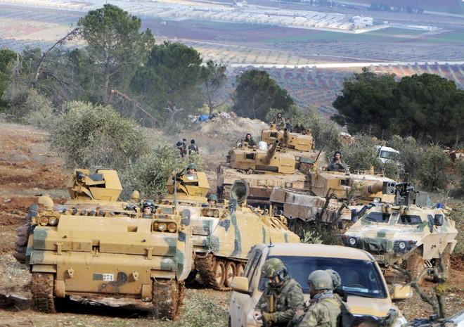 Thổ Nhĩ Kỳ đang lo sợ, hốt hoảng: Lui binh sớm khỏi Syria là thượng sách kẻo ăn đòn oan! - Ảnh 6.