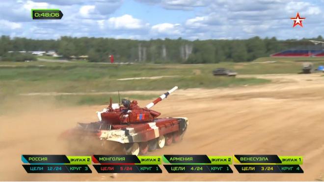 Nga vừa hạ gục nhanh tiêu diệt gọn xe tăng TQ tại Tank Biathlon 2018: Hít khói và ăn đạn! - Ảnh 3.