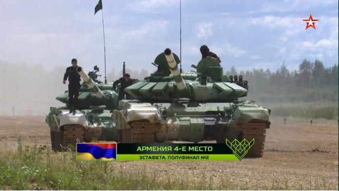 Nga vừa hạ gục nhanh tiêu diệt gọn xe tăng TQ tại Tank Biathlon 2018: Hít khói và ăn đạn! - Ảnh 5.
