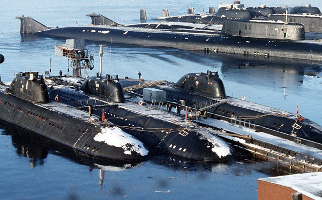 """Nga thử nghiệm """"lò phản ứng vĩnh cửu"""" cho tàu ngầm hạt nhân thế hệ mới"""