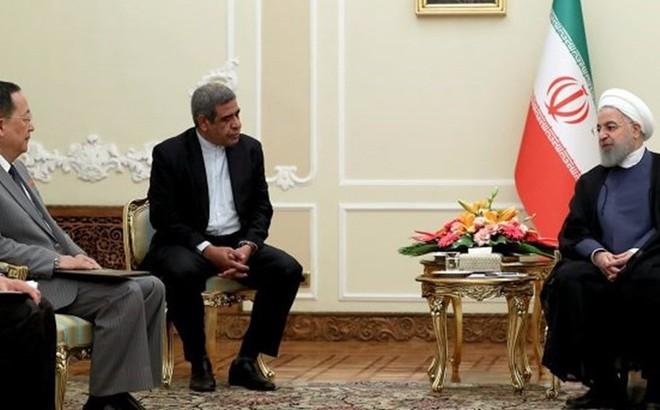 """Thăm Iran, Ngoại trưởng Triều Tiên được cảnh báo """"đừng tin Mỹ"""""""