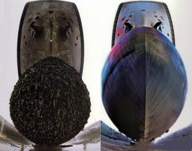 Hình ảnh đáng sợ khiến Trung Quốc phải đưa tàu sân bay tự chế về sửa chữa khẩn cấp - ảnh 1