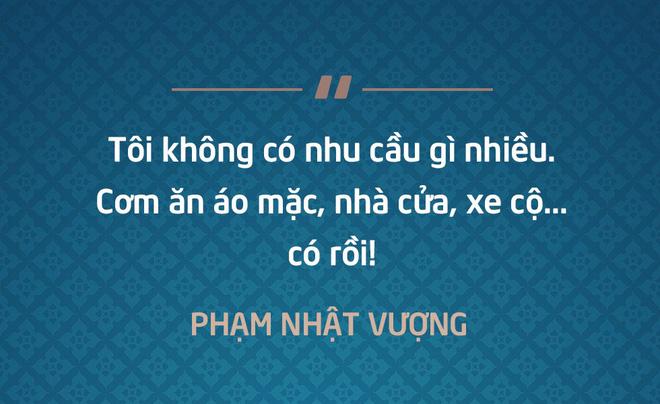 Cuộc đời không phí hoài của tỷ phú đôla Phạm Nhật Vượng - Ảnh 7.