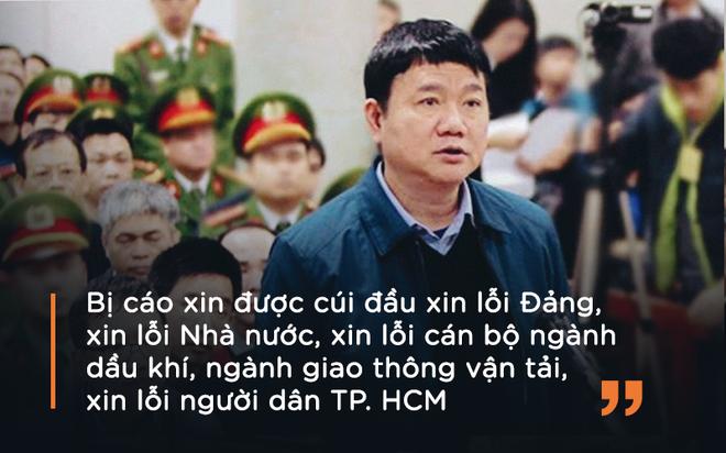 Những câu nói gây chú ý của ông Đinh La Thăng trong 10 ngày xét xử - Ảnh 9.