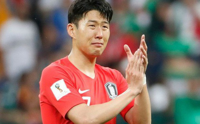 Son Heung-min: Nếu nước mắt có rơi lần thứ 6, đó phải là những giọt nước mắt hạnh phúc