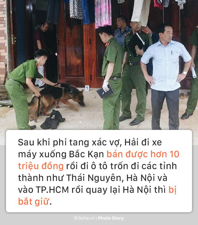 [PHOTO STORY] Quá trình giết vợ, phi tang thi thể xuống sông của gã bác sĩ răng hàm mặt - ảnh 7