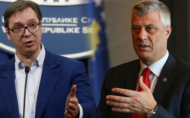 Ngán Nga, EU lạnh lùng chặn mối hòa hiếu đổi đất lấy hòa bình giữa Serbia và Kosovo
