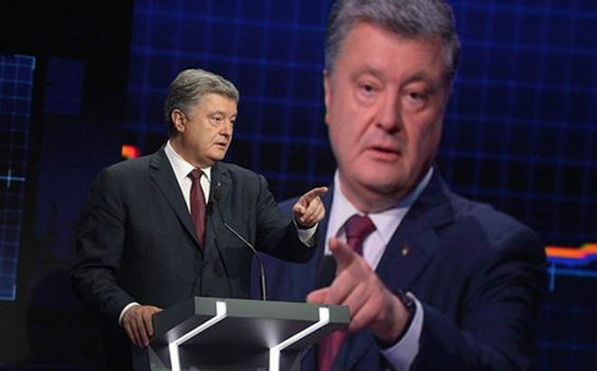 """Tổng thống Ukraine tuyên bố không để Putin """"can thiệp"""" việc gia nhập NATO"""