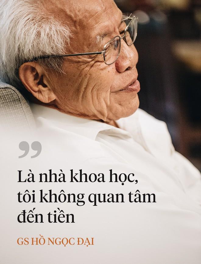 GS Hồ Ngọc Đại: Ngô Bảo Châu không phải học trò tôi tự hào nhất mà là một cậu sửa xe - Ảnh 14.