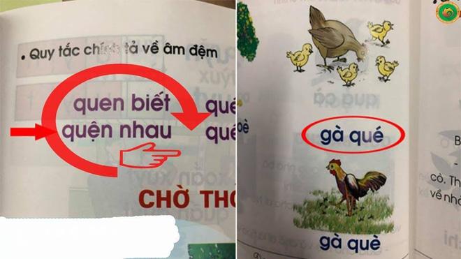 Sách tiếng Việt cho trẻ lớp 1 có nhiều vấn đề sai lệch, phản cảm và sự phản biện của người trong cuộc  - Ảnh 5.