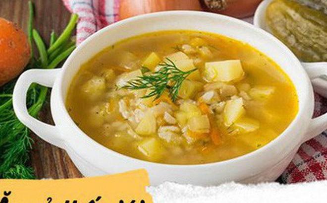 """Không phải món ngon vật lạ gì, đây mới chính là """"linh hồn"""" của ẩm thực Nga"""