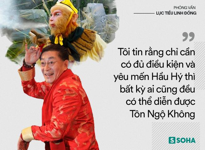 Lục Tiểu Linh Đồng trả lời báo Việt Nam: Tôi không có con trai nối dõi là sự khiếm khuyết hoàn mỹ! - Ảnh 8.