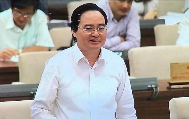 Phó Thủ tướng Vũ Đức Đam: Chính phủ chưa có chủ trương cải cách Tiếng Việt - Ảnh 2.