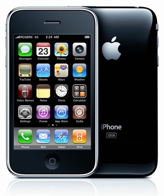 iphone 3Gs - thay mat kinh iphone