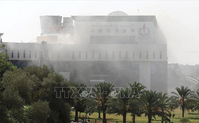 IS thừa nhận tiến hành vụ tấn công vào trụ sở cơ quan Dầu khí quốc gia Libya