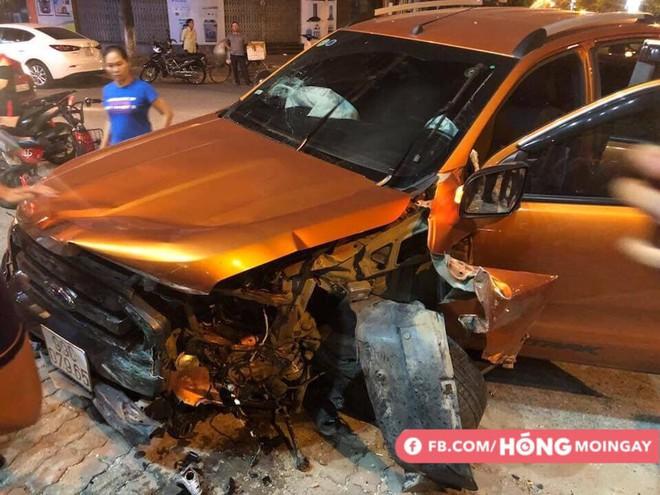 Clip về vụ tai nạn kinh hoàng, gây xôn xao tối hôm qua ở Bắc Ninh - ảnh 2