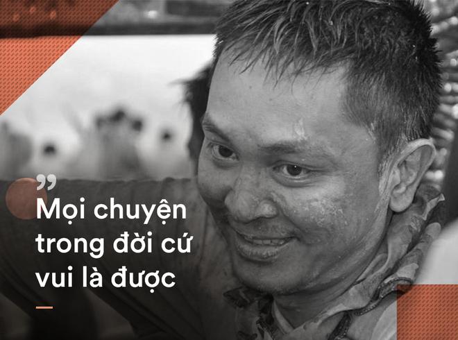 Cậu sửa xe khiến GS Hồ Ngọc Đại tự hào hơn Ngô Bảo Châu, là tay đua số 1 Việt Nam - Ảnh 4.