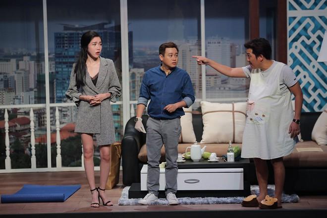 Elly Trần: Tôi yêu Trường Giang vì con người chứ không phải túi tiền của anh - Ảnh 1.