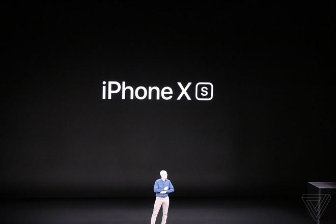Trọn bộ ảnh và cấu hình iPhone Xs và iPhone Xs Max - siêu phẩm đáng mong đợi nhất 2018 - Ảnh 2.