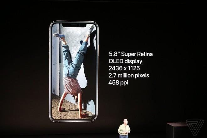 Trọn bộ ảnh và cấu hình iPhone Xs và iPhone Xs Max - siêu phẩm đáng mong đợi nhất 2018 - Ảnh 5.