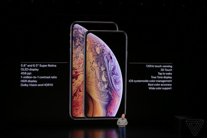 Trọn bộ ảnh và cấu hình iPhone Xs và iPhone Xs Max - siêu phẩm đáng mong đợi nhất 2018 - Ảnh 9.