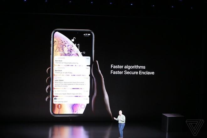 Trọn bộ ảnh và cấu hình iPhone Xs và iPhone Xs Max - siêu phẩm đáng mong đợi nhất 2018 - Ảnh 12.