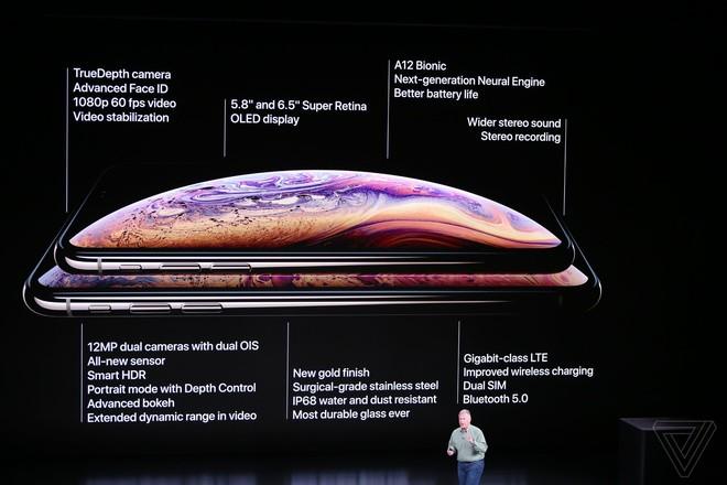 Trọn bộ ảnh và cấu hình iPhone Xs và iPhone Xs Max - siêu phẩm đáng mong đợi nhất 2018 - Ảnh 32.