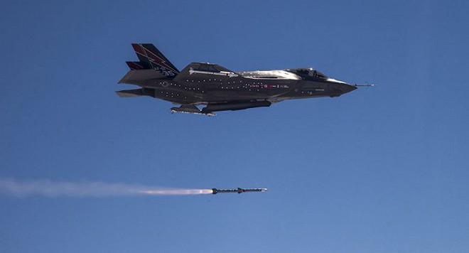 Mỹ đe dọa điều siêu tiêm kích F-35B tấn công Syria, Nga lập tức phản pháo - ảnh 1