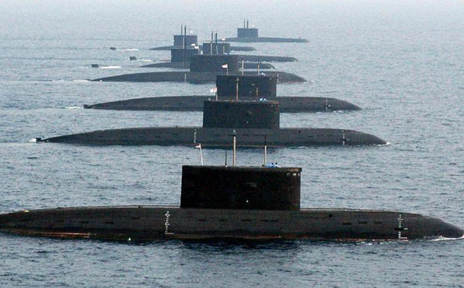 Tại sao tàu ngầm