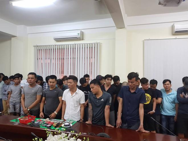 Bộ Công an triệt phá sới bạc khủng ở Sài Gòn - Ảnh 1.