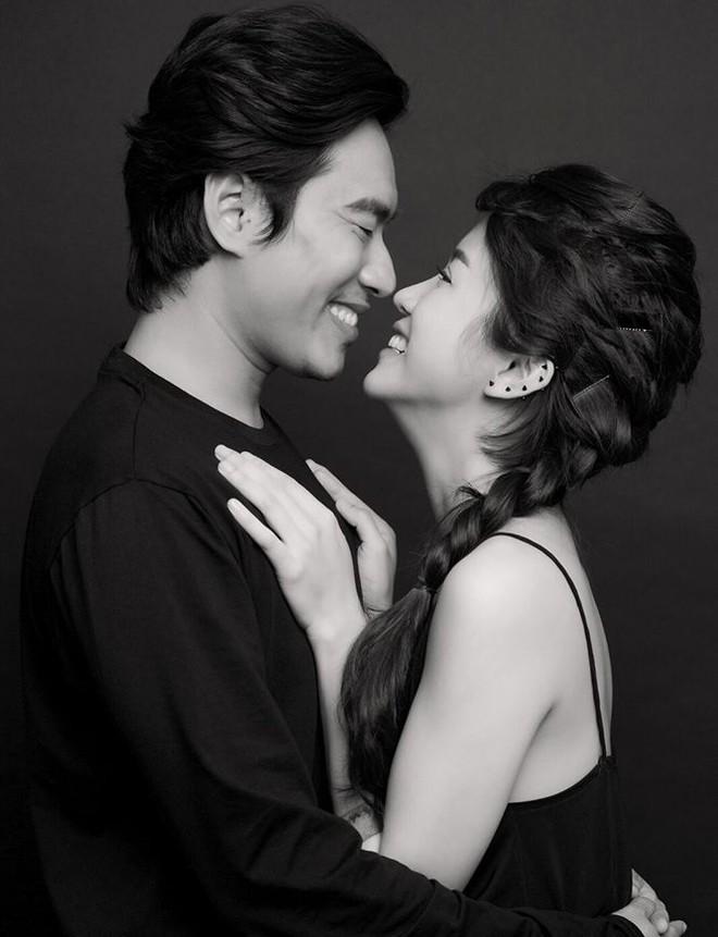 An Nguy: Trong chuyện tình cảm, nếu thấy không hạnh phúc với nhau nữa thì giải tán - Ảnh 6.