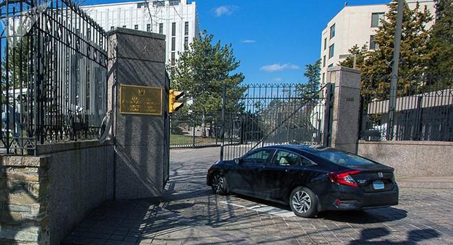 Nga: Mỹ gây khó chuyện cấp visa các nhà ngoại giao Nga - ảnh 2