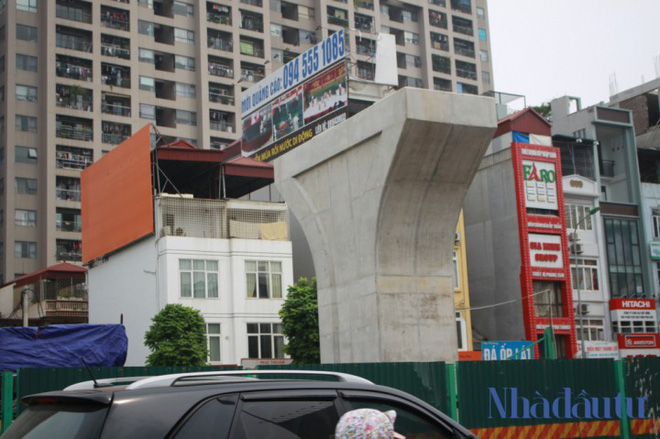 Toàn cảnh tuyến đường trên cao trị giá 9.400 tỷ do tỷ phú Phạm Nhật Vượng đầu tư - Ảnh 4.